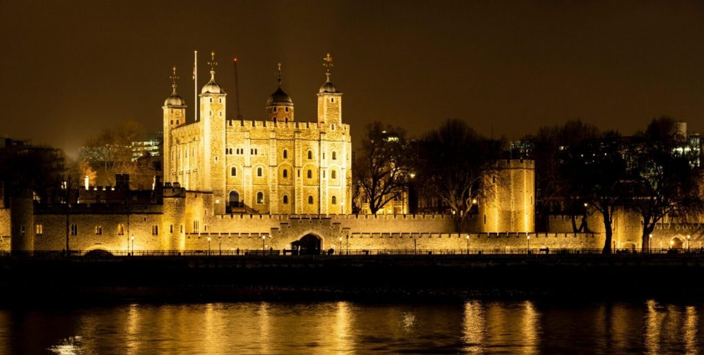 The Tower Of London Night